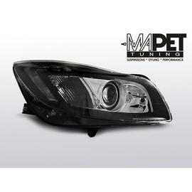 Opel Insignia 08-12 Black LED diodowe TRU DRL Jazdy Dziennej LPOP97