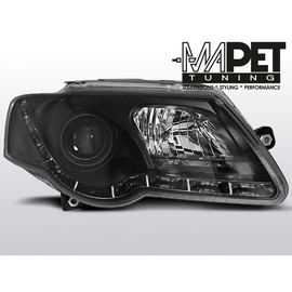 VW Passat B6 3C - diodowe BLACK LED - diodowe  LPVWC2