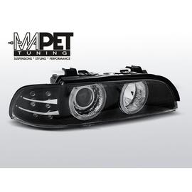 BMW E39 - Black Angel Eyes Ringi kierunkowskazy diodowe LED LPBMA6 FK
