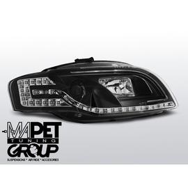 Audi A4 B7 - Black Tube LED + kierunkowskazy LED LPAUC5