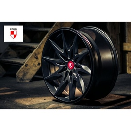 Felgi aluminiowe Polish GA Series Dark - Antracyt 19x8,5""
