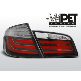 BMW F10 Sedan RED WHITE Led BAR Diodowe LDBMD5
