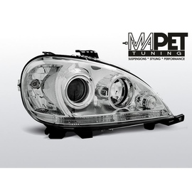 Mercedes ML M-klasa W163 01-05 CHROM LPME50