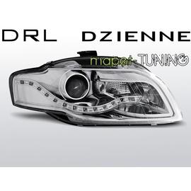 Audi A4 B7 04-08 CHROM Daylight Bi-halogen DRL dzienne LPAUA5