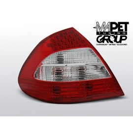 Mercedes E-klasa (W211) red/white LED - DIODOWE  LDME19