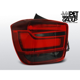 BMW F20 / F21 Smoked Red LED BAR Diodowe LDBMD9