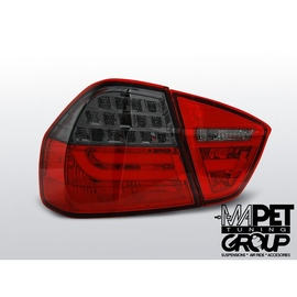 BMW E90  Red/Black Led BAR Diodowe LDBMC6
