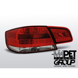BMW E92 - Coupe Red White Led Diodowe LDBMD0
