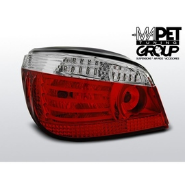 BMW E60 Sedan RED / WHITE Led Diodowe LDBM94