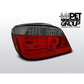 BMW E60 Sedan RED / BLACK Led Diodowe LDBM95