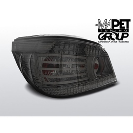 BMW E60 Sedan SMOKED BLACK Led Diodowe LDBM96