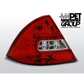 Ford Mondeo Sedan / Liftback   RED / WHITE Led - diodowe LDFO35