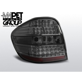 Mercedes M-klasa (W164) Smoked Black LED DIODOWE LDME94