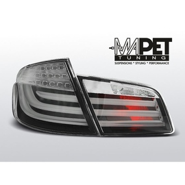 BMW F10 Sedan CHROM white Led BAR Diodowe LDBMD2