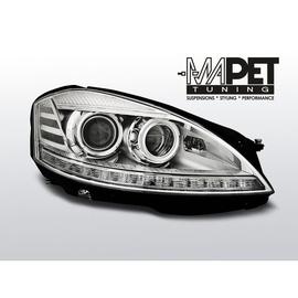 Mercedes S-klasa W221 05- Xenon LED diodowe z doświetlaniem zakrętów LPME83