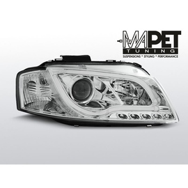 Audi A3 8P 03-08  Tube Light CHROM LED   LPAU97