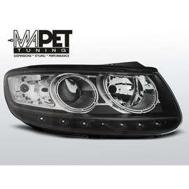 Hyundai SANTA FE 06-11 DAYLIGHT BLACK LED LPHU03