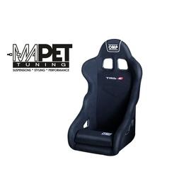 Fotel OMP TRS-E XS - czarny