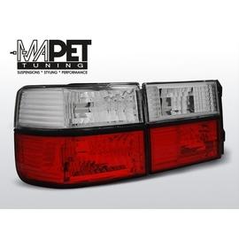 VW Vento  clearglass Red/White czerwono-białe  LTVW44
