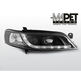Opel Vectra B - 99-02 DayLight BLACK LED LPOP48