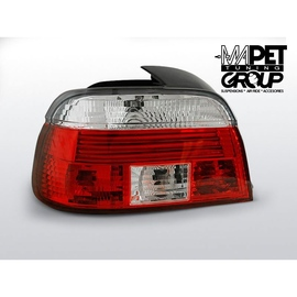 BMW E39 Sedan CLEAR RED/WHITE LED diodowe LDBM44