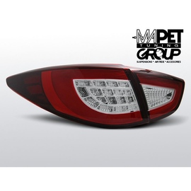 HYUNDAI IX35 -  RED WHITE LED BAR - diodowe - LDHU04