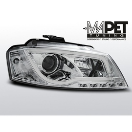 Audi A3 8P 08-12  Tube Light CHROM LED   LPAU99