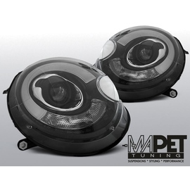 MINI COOPER 06-14 BLACK LED czarne diodowe LPMC09