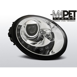 VW NEW BEETLE 10.98-05.05 LED CHROM - diodowe   LPVWL6