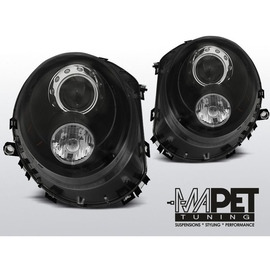 MINI COOPER 06-14 BLACK - czarne LPMC11