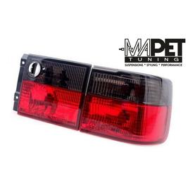 VW Vento clearglass Red/Black czerwono-czarne LTVW90