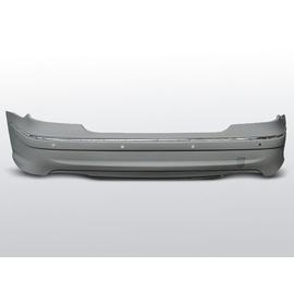 Zderzak Tył MERCEDES W211 02-06 SEDAN AMG STYLE PDC