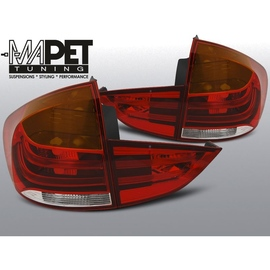 BMW X1 E84 10.09-07.12 RED / WHITE LED Diodowe LDBME6