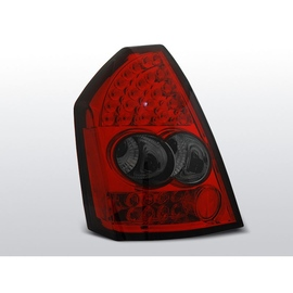 Chrysler 300C - RED / BLACK LED diodowe LDCH04
