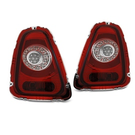 MINI COOPER R56 / R57 -  RED / WHITE LED BAR diodowe LDMC02