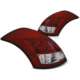 Suzuki Swift IV -  RED / WHITE LED BAR  diodowe LDSI05