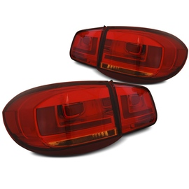 VW TIGUAN 07-11 - Red LED BAR NEON - DIODOWE  LDVWH1