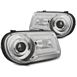 CHRYSLER 300C  - CHROM TUBE LIGHT LED LPCH21