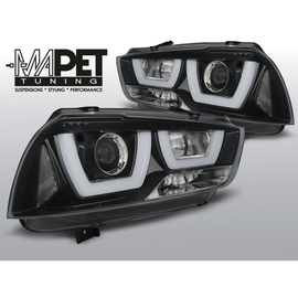 DODGE CHARGER LX II - TUBE LIGHT BLACK LED LPDO14