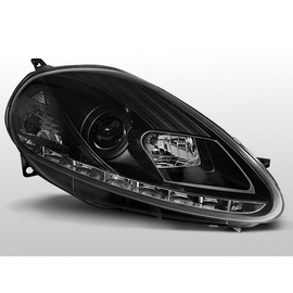 Fiat Grande Punto 08-09  - BLACK LED - diodowe LPFI26