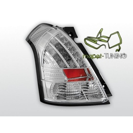 Suzuki Swift - LED chrom diodowe  LDSI01