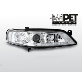Opel Vectra B 99-02 DayLight CHROM LED LPOP47