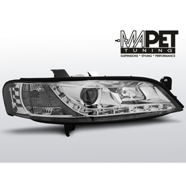 Opel Vectra B 95-98  - diodowe CHROM LED   LPOP53