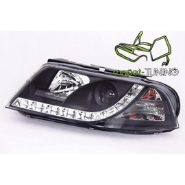 VW Passat B5 FL - BLACK LED - diodowe  LPVW82