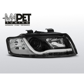 Audi A4 B6 8E 00-04 BLACK LED TUBE LPAU88