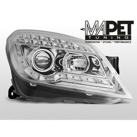 Opel Astra H - diodowe CHROM LED -  LPOP51