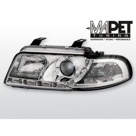 Audi A4 B5 94-99 - DayLight CHROM LED -  LPAU25
