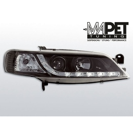 Opel Vectra B - 95-98 diodowe BLACK LED  LPOP16
