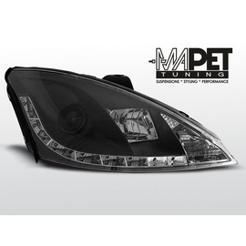 Ford Focus I 98-01 DayLight BLACK LED - LPFO23