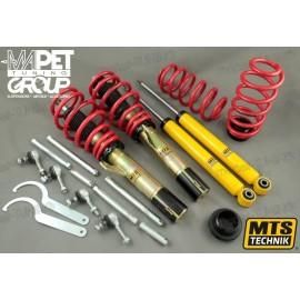 VW Jetta 3   max. obciążenie w kg (przód): -1105 GWINT MTS-technik